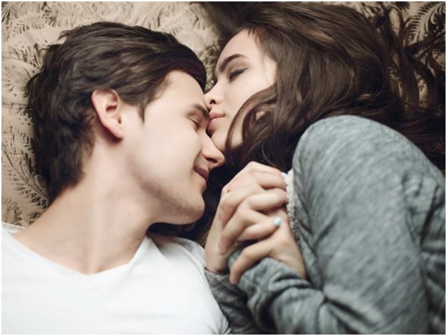 Physical Intimacy in a Relationship for Men